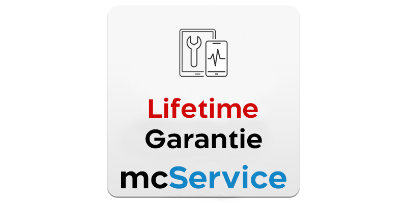 mcService Lifetime Garantie