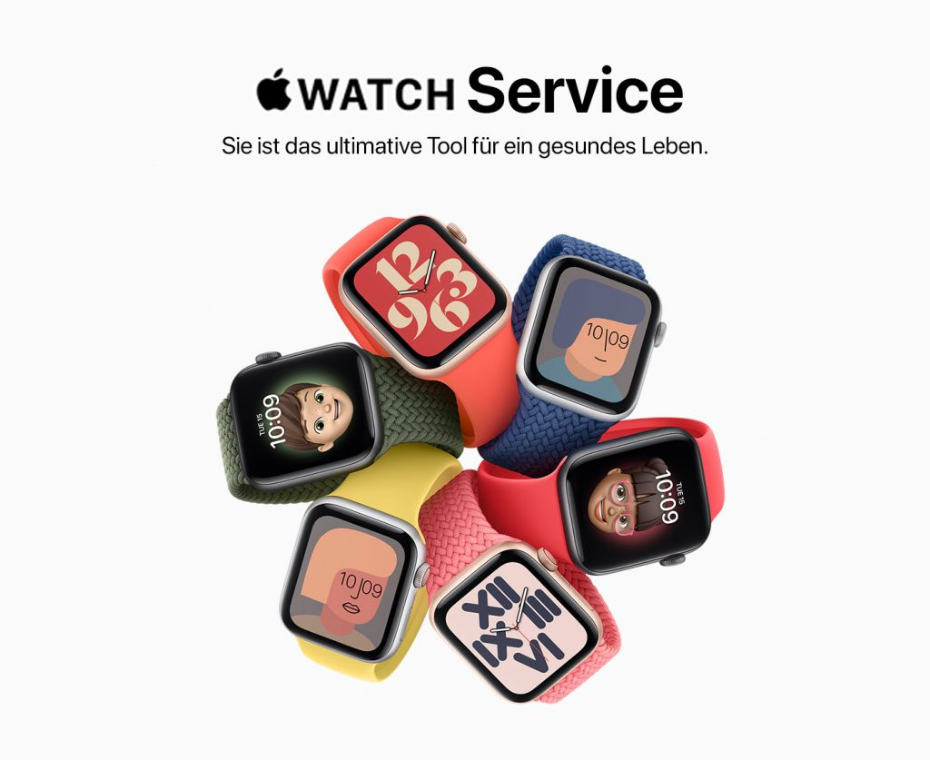 Apple Watch Reparatur